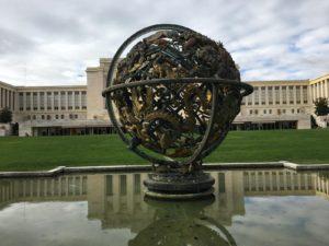 1343. Expo Santé ONU